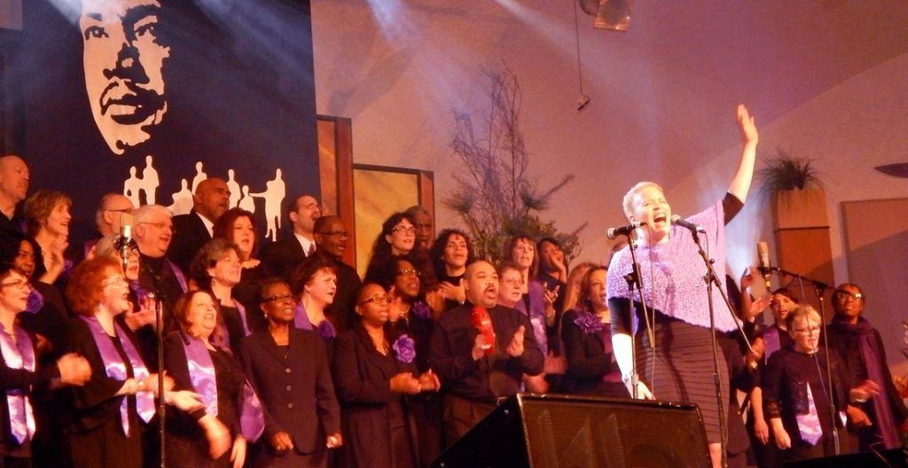 Portland Interfaith Gospel Choir