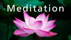Meditation Service @ Zoom